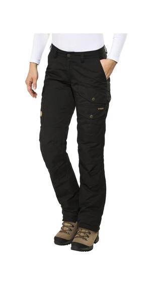 Fjällräven Barents Pro Trousers Women Black/Black